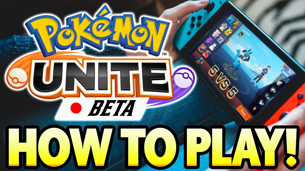 Here's exactly when you can start playing 'Pokmon Unite' on Switch