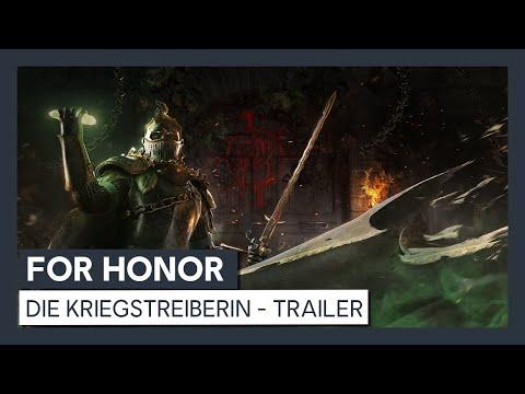 For Honor: Die Kriegstreiberin - Trailer   Ubisoft [DE]