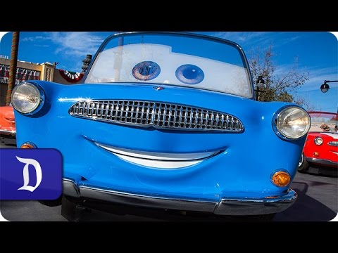 Luigi's Rollickin' Roadsters | Disney California Adventure Park
