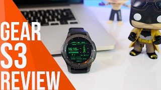 Gear S3 Review By John Sey ( Cambo Report ) 4K