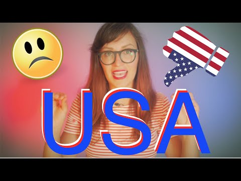 5 Things I HATE about AMERICA {As a Tourist}