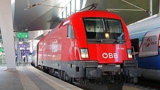 本場の「ドレミファ インバータ」発車音 / Siemens ÖBB 1116 , Austria