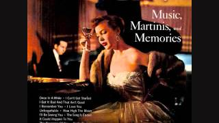 "Jackie Gleason presents ""Music, Martinis, and Memories"" (1954)  Full vinyl LP"