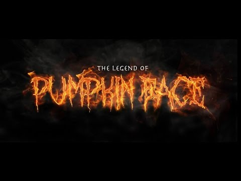 The Legend Of Pumpkin Face - Short Film
