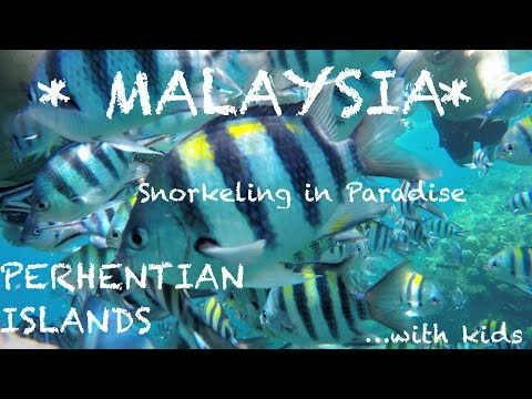 Snorkeling In Paradise - Perhentian Islands | Malaysia 2017