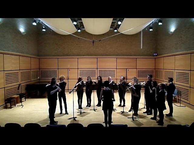 Blowsoc Flute Ensemble: Chattanooga Choo Choo