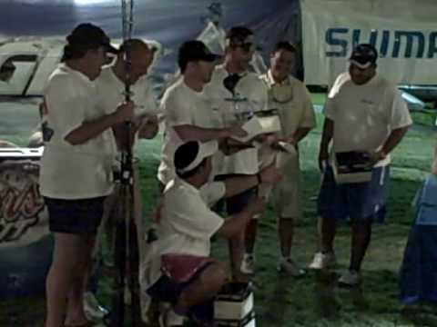 Premiacion Reel Lady Gana Torneo Sailfish