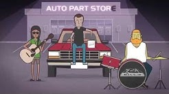 RockAuto.com TV Commercial 6 - The Band