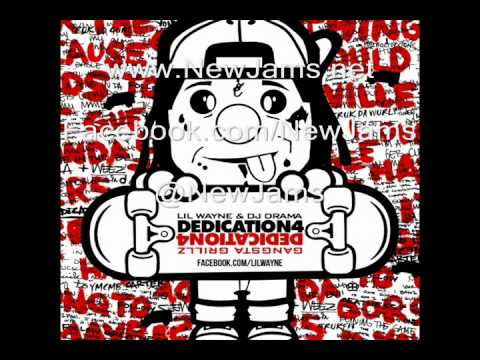 Lil Wayne - A Dedication [NEW MUSIC 2012] + Lyrics