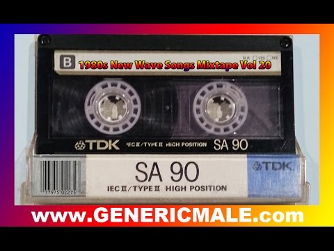 80s New Wave / Alternative Songs Mixtape Vol. 20