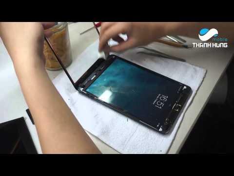 Hướng dẫn thay kính màn hình ipad mini