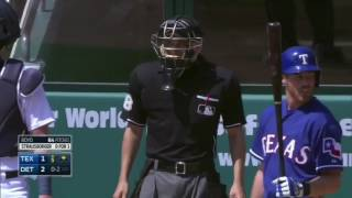 Every Adrian Beltre Ejection!