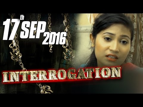 Kismat Ki Maari | Interrogation | 17 Sept 2016