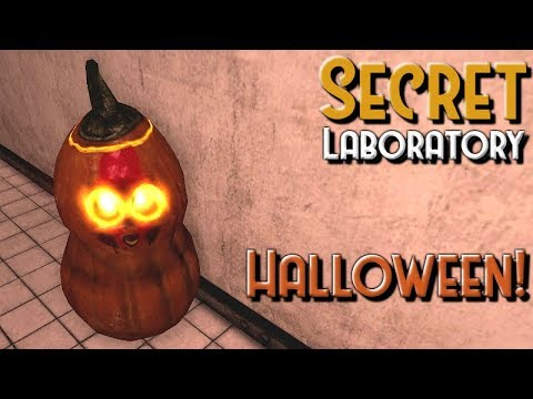 SCP Secret Laboratory - Halloween Event!