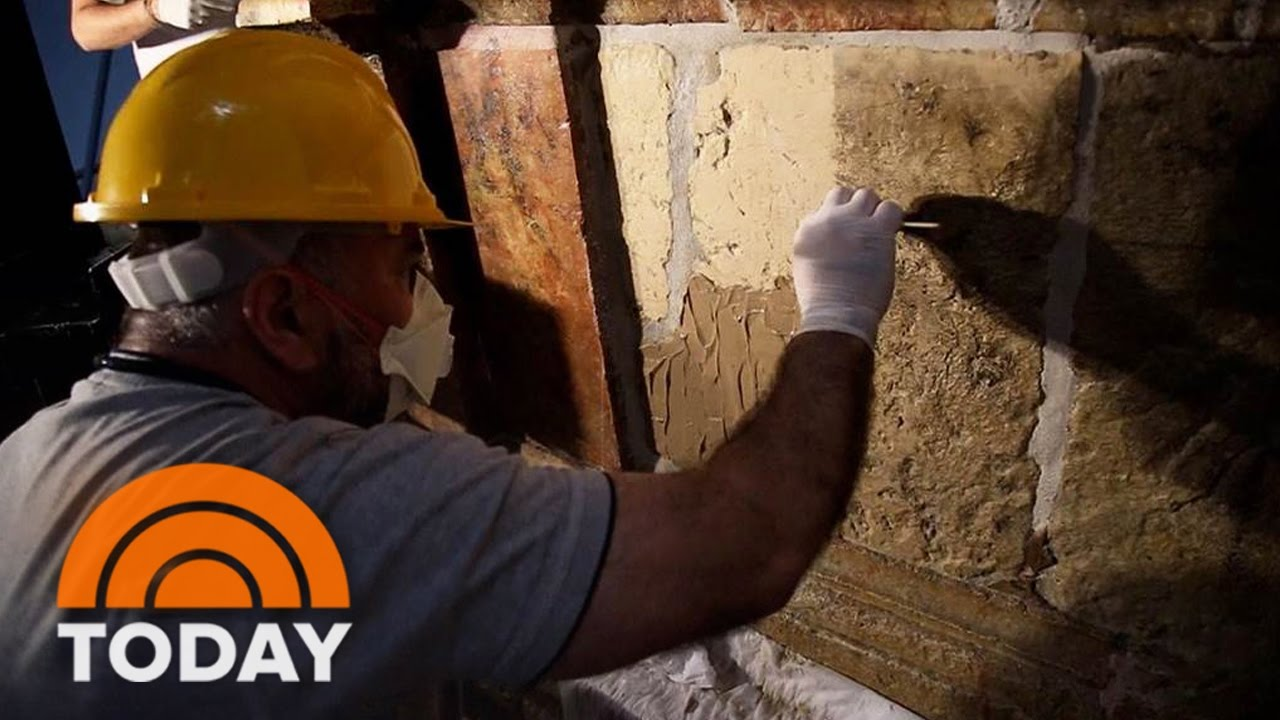 Scientists Examine 'Holy Bed' Believed To Be Tomb Of Jesus Christ