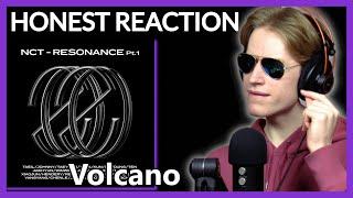 HONEST REACTION to NCT U - 'Volcano' | RESONANCE Pt. 1 Listening Party PT2