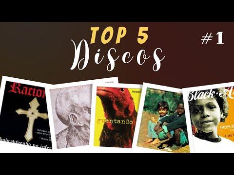 Top 5 Discos #01