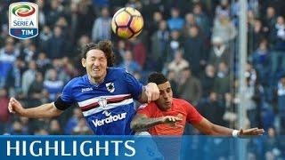 Sampdoria - Roma - 3-2 - Highlights - Giornata 22 - Serie A TIM 2016/17