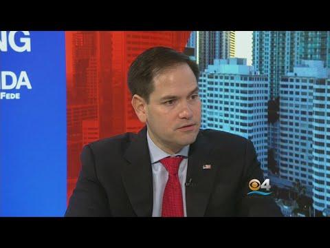 Facing South Florida: Marco Rubio On School Shooting, Gun Control Part I