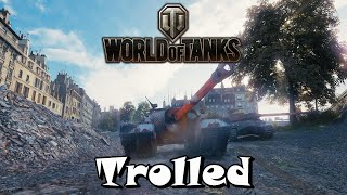 World of Tanks - Trolled