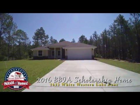 2016 BBIA Scholarship Home - Panama City, Florida Real Estate For Sale