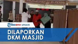 Wanita yang Bawa Anjing ke Masjid Resmi Dilaporkan atas 3 Kasus Berbeda