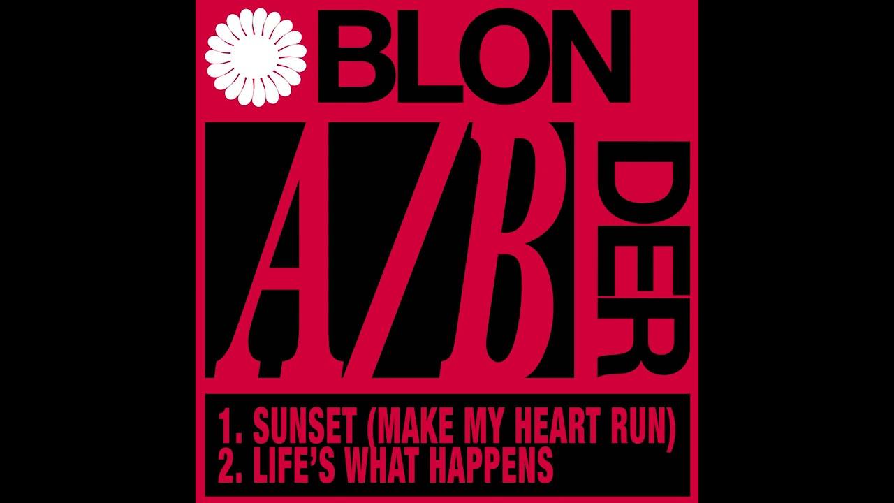 Download Blonder - Sunset (Makes My Heart Run)
