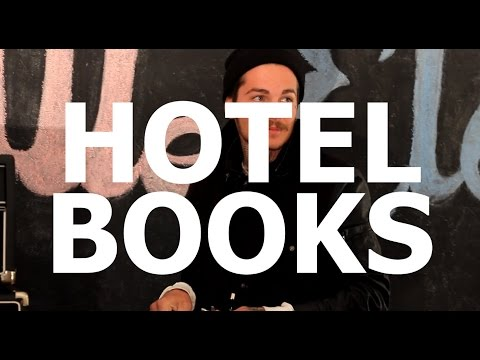 """Hotel Books - """"Run Wild, Young Beauty"""" Live at Little Elephant (3/3)"""