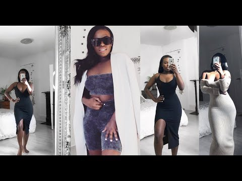 MISSGUIDED TRY ON HAUL