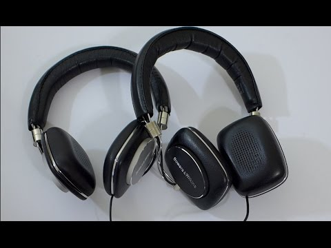 new b w p5 series 2 headphones review youtube. Black Bedroom Furniture Sets. Home Design Ideas