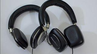 NEW! B&W P5 series 2 Headphones Review