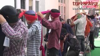 Repeat youtube video Turban & Dumala Tying Competition in PATIALA   TURBAN   DASTAR   DUMALA