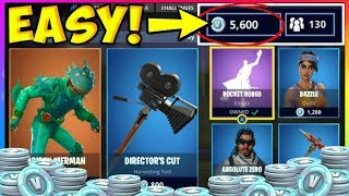 'SUPER EASY' Comment obtenir gratuitement V-BUCKS (100% Real) - VBucks à prix réduit (PS4) Fortnite Battle Royale