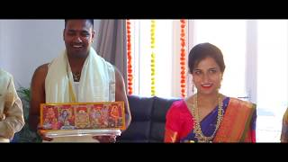Swathi + Sai Goli's Housewarming Ceremony In Uk  |  Fps Events London - Hd
