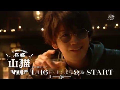 The Mysterious Thief Yamaneko teaser (2)