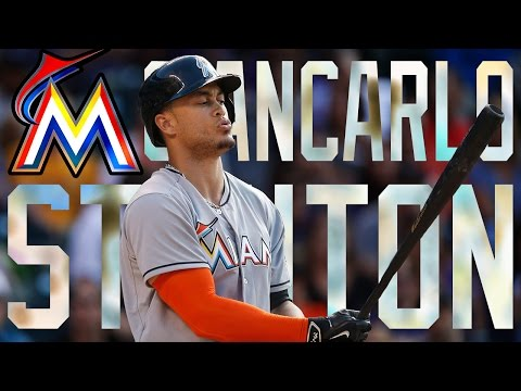 Giancarlo Stanton | 2016 Marlins Highlights Mix ᴴᴰ