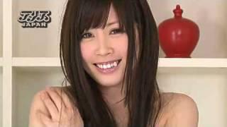 元AKB48中西里菜のAVのPR動画です。