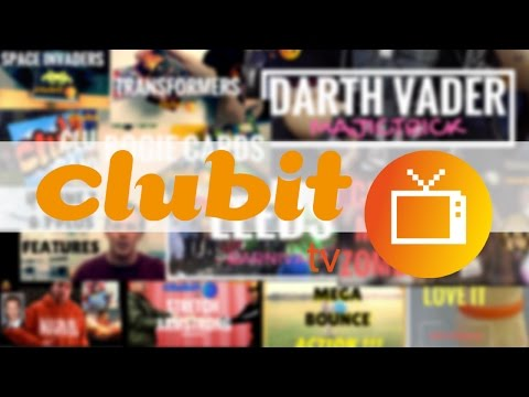 Clubit TV Showreel Featuring  Fun Toys Tech & Gaming