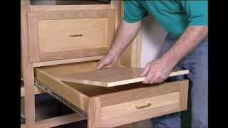 Building Storage Spaces Part 3