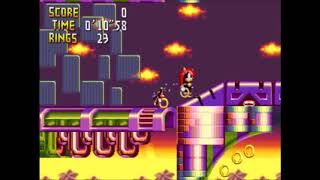 Knuckles Chaotix - Techno Tower 3: 0:15:51 (Speed Run)