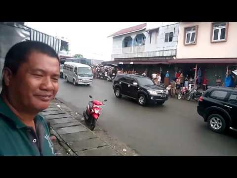 Presiden Jokowi tiba di Gunungsitoli