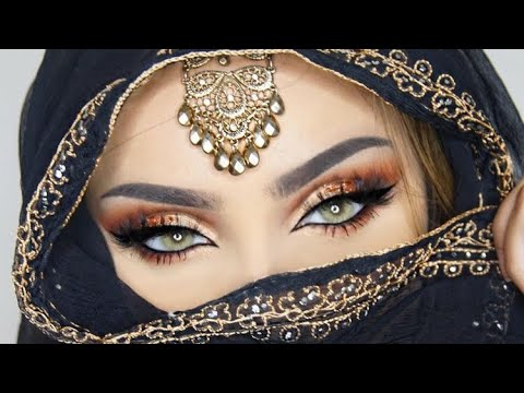 Arabian 🕌❤️ Make-up Tutorial by Isabelle Haziran