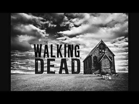 Bulldoze The Walking Dead Church
