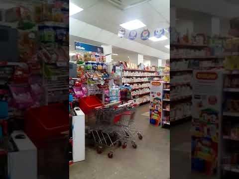 """Магазин """"МАГНИТ"""" в г.Первоуральск 12.02.19"""