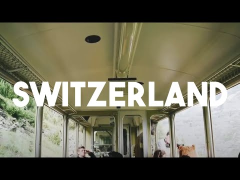 New York Times Student Journey Adventure // Switzerland
