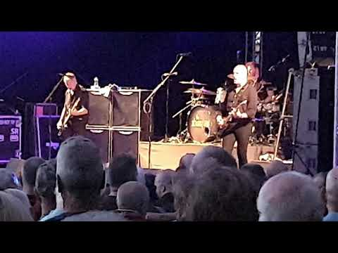 The Stranglers At Caerphilly Castle. 5 Minutes & Hanging Around