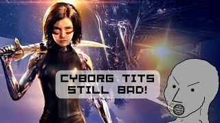 Shills Vs Alita's Cybert!ts 2: Electric Boobaloo