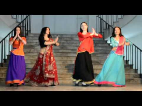 Pray for india / Dance group Lakshmi / Georgia, Tbilisi