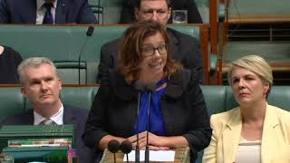 Parliament - 18 February 2019 - Murray Darling Basin (QT)