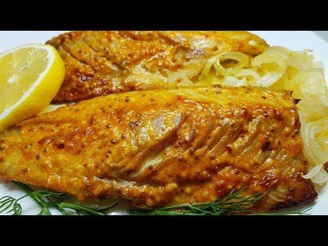 РЕЦЕПТ НОВИНКА! Так можно готовить любую рыбу, но СКУМБРИЯ вкуснее ВСЕХ!